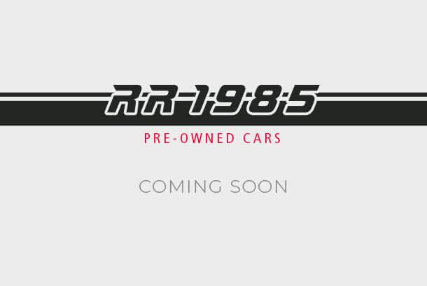 immagine dell'automobile arriverà presto